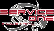Service 1 Industrial Logo